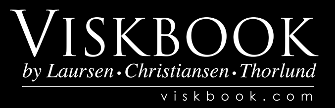 VISKBOOK by Laursen & Christiansen